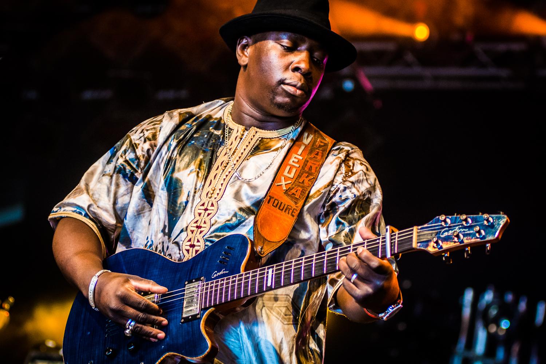 Vieux Farka Touré @ Afro-Latino Festival 2016 (© Timmy Haubrechts)