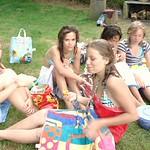 Abschlussabend Mädchenriege 2008