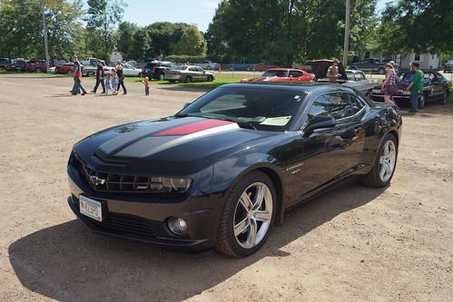 2012 Chevrolet Camaro Photo
