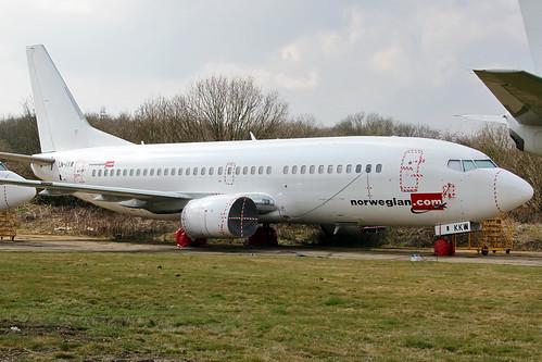 LN-KKW 737 NORWEGIAN | by Paul Rowbotham