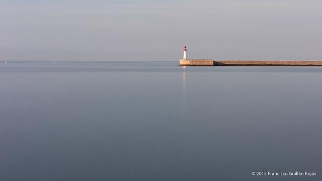Lighthouse Port of Almeria I