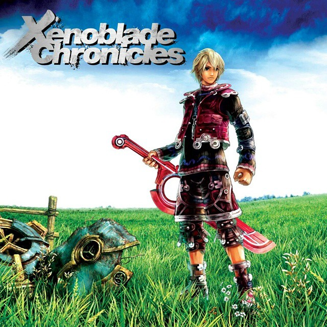 Image result for xenoblade chronicles 1