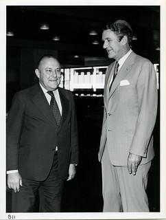 Malcolm Fraser & Robert Muldoon, Commonwelath Heads of Government Regional Meeting, Sydney, February 1978