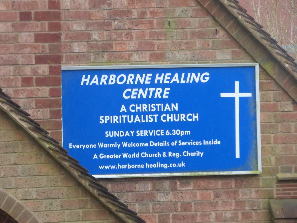 Harborne Healing Centre - Weoley Park Road, Lodge Hill - c… | Flickr