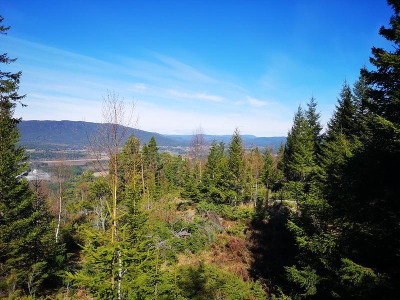 04-Utsikt nordvestover fra Kjøkkenåsen