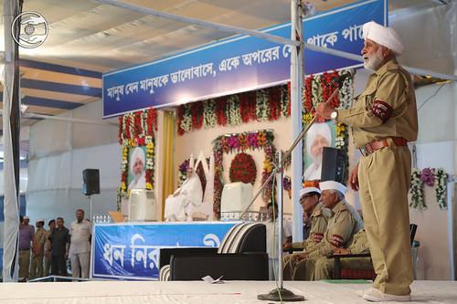 Mukhya Sanchalak, Sant Nirankari Sewa Dal, J.S. Khurna