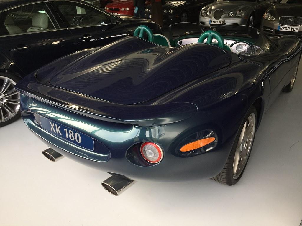 Jaguar XK180 Concept Car - 1998 - 002 | snowinp | Flickr