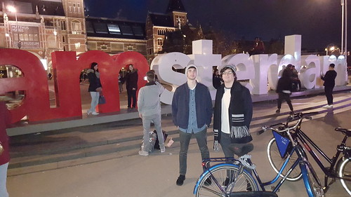 Study Abroad: Amsterdam Scholarship Exchange Program