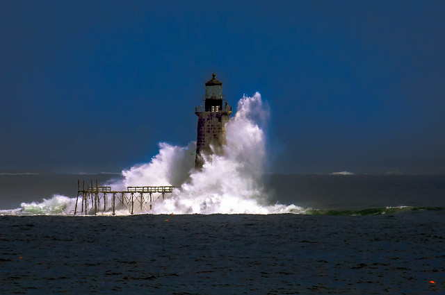 Ram Island Light Portland Harbor