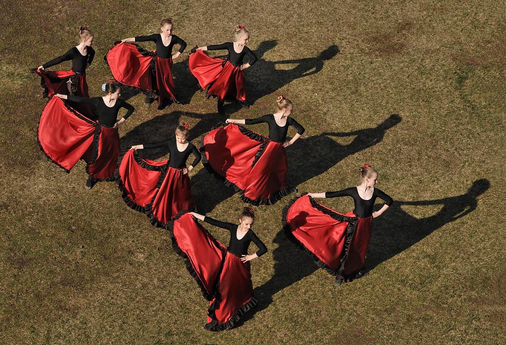 фотограф Челябинск танцы фото