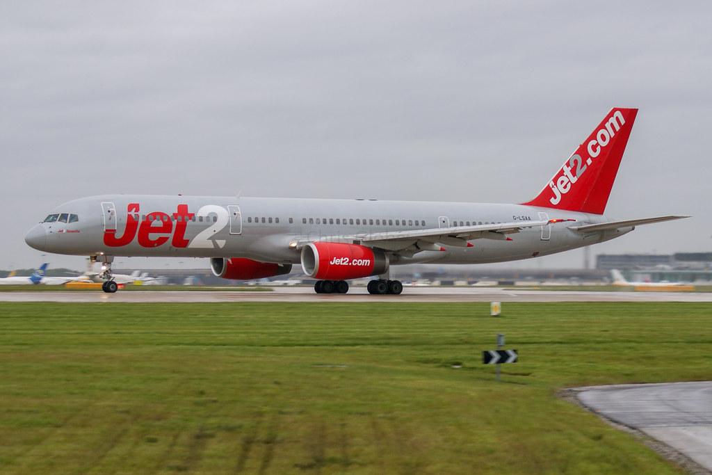 G-LSAA | Boeing 757-236 | Jet2.com