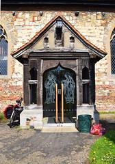 Shopland porch (14th Century)