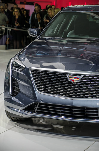 2019 Cadillac CT6 Photo
