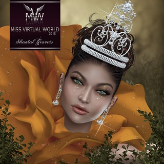 SHANTAL GRAVOIS - MISS VIRTUAL WORLD 2018 | by MISS VIRTUAL ♛ WORLD 2018 - Shantal Gravois