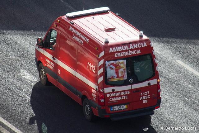 Bombeiros Voluntários Camarate - ABSC 09