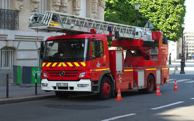 Sapeurs Pompiers de Paris (2)