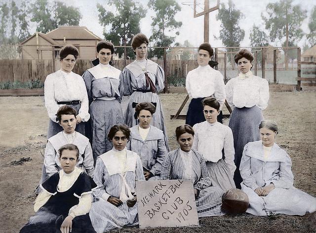 Women's Basketball Club, Newark, CA