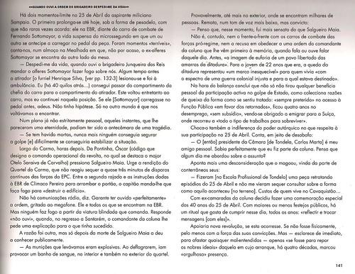 JOSÉ SAMPAIO-25 DE ABRIL/1974 | by ALBERTINO SILVA