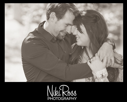 SubtleSepiaForheadsTouch | by Chico Photographer- Niki Ross Photography