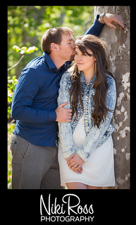 LeaningTreeTempleKiss | by Chico Photographer- Niki Ross Photography