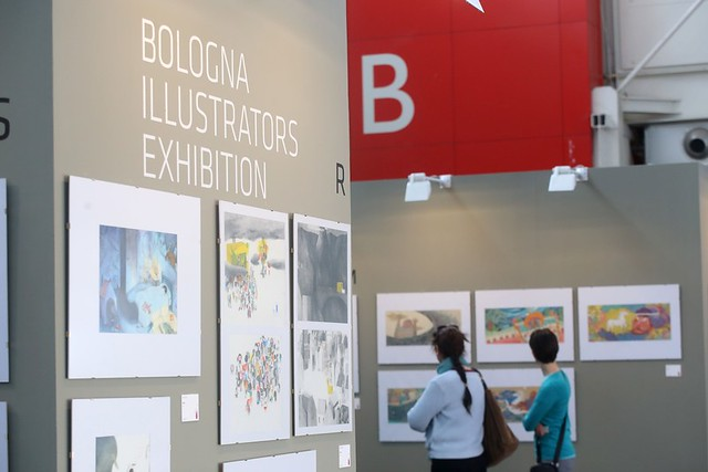 Foire de littérature jeunesse Bologne 2012