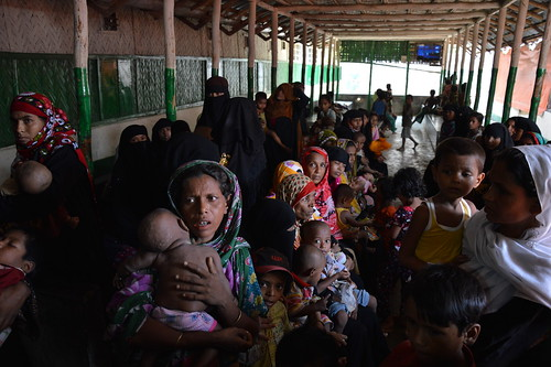 Rohingyas in Bangladesh 2013 | by EU Civil Protection and Humanitarian Aid
