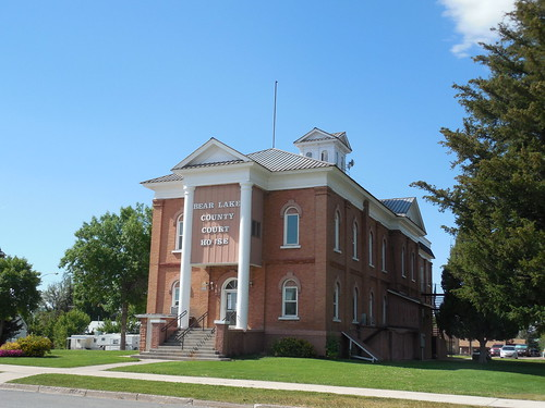 Bear Lake County Courthouse | by jimmywayne