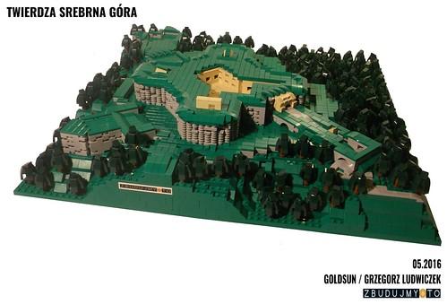 Twierdza Srebrna Góra - Festung Silberberg | by goldsun19731