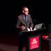 Professor Scott Harrison Welcomes NIME 2016 delegates to QCGU