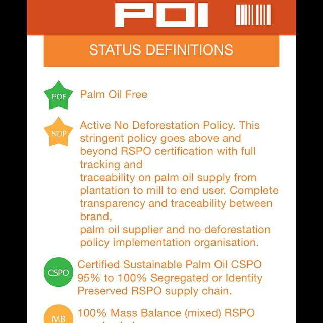 POI's Australian Palm Oil Scanner App Is Now Available For