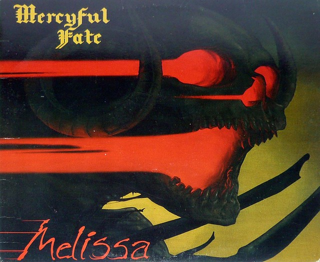 mercyful fate melissa cover art