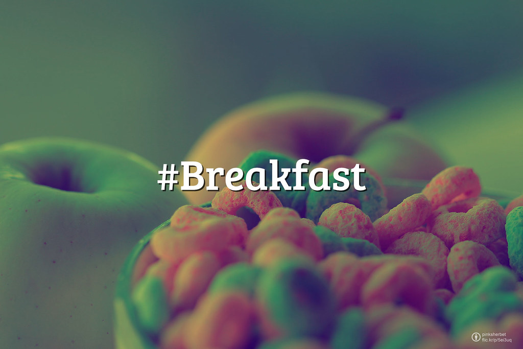 #FlickrFriday: Breakfast