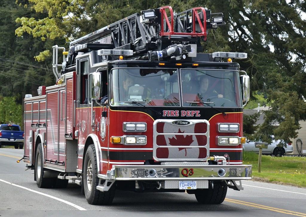 2013 Pierce Arrow XT 1250/400/2x30A/75' Fire Truck | Flickr
