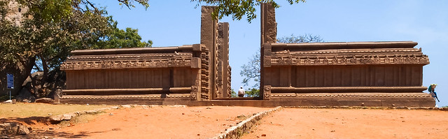 Rayar Gopuram at mahabalipuram