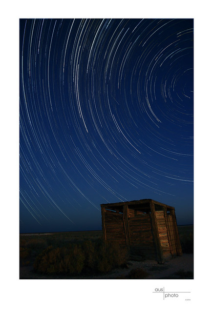 Mungo Star Trails