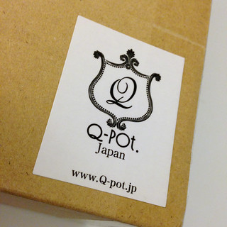 Q-Pot Arrival | by sweetmilktea ♥