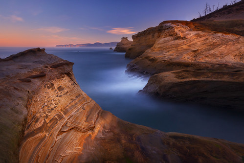 longexposure usa seascape oregon landscape photography coast pacificnorthwest reel capekiwanda evelrook