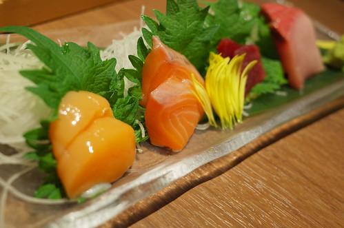 sashimi 鮮魚4種盛り合わせ | by HAMACHI!