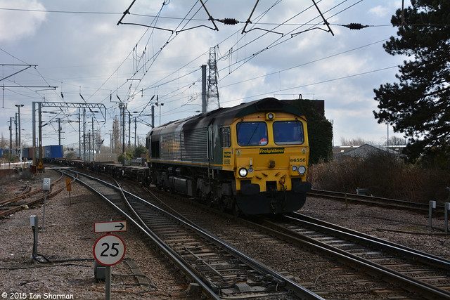 No 66556 25th March 2015 Manningtree