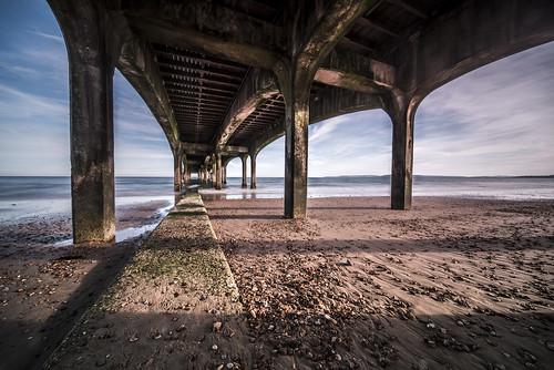 Under Boscombe Pier   by Venus Optics - Laowa