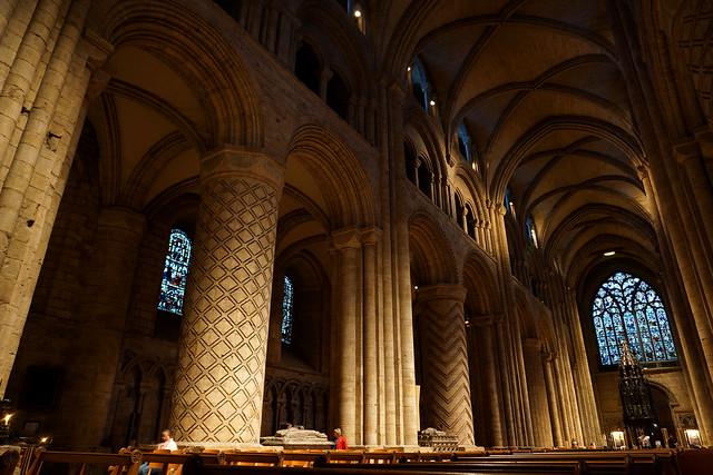 Durham cathedral interior