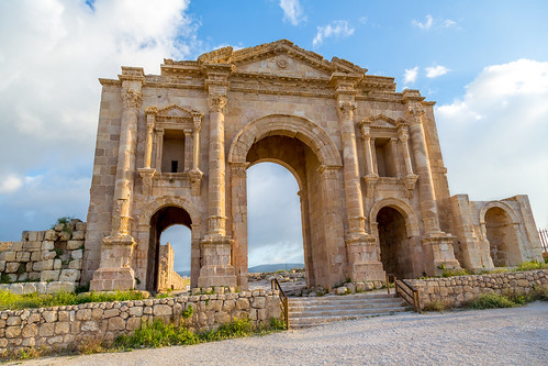 Arch of Hadrian | by meywd84