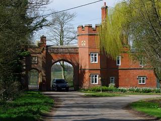 Edwardstone lodge