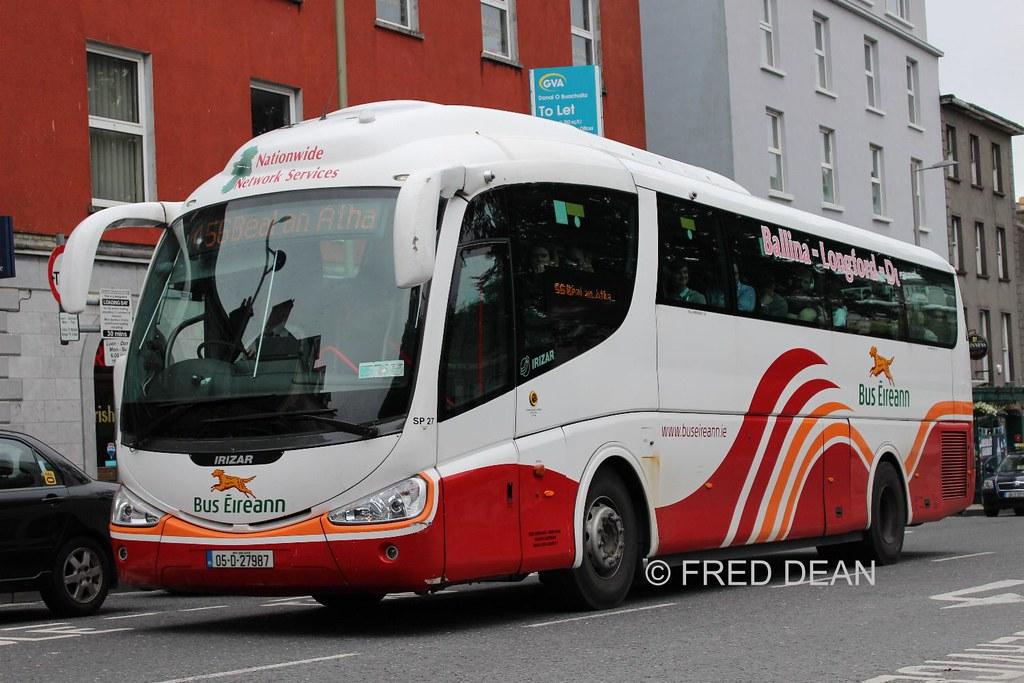 Bus Eireann Route 456 Flickr