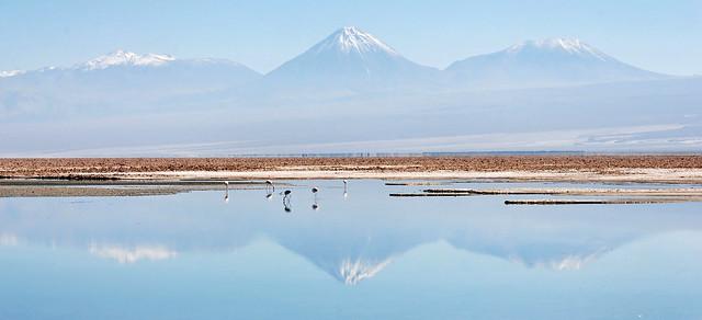 57 Lac de CHAXA zone de CONSOR-32p CHILI