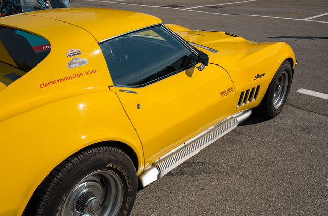 CHEVROLET - CORVETTE STINGRAY-5
