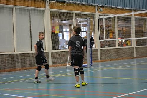2015-03-29 - VC Overpelt - VC Helios Zonhoven (Miniemen)