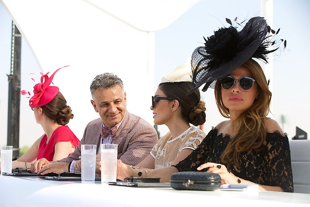 Jaguar Style Stakes at the 2015 Dubai World Cup