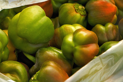 Harvested Bell Peppers | by IFPRI