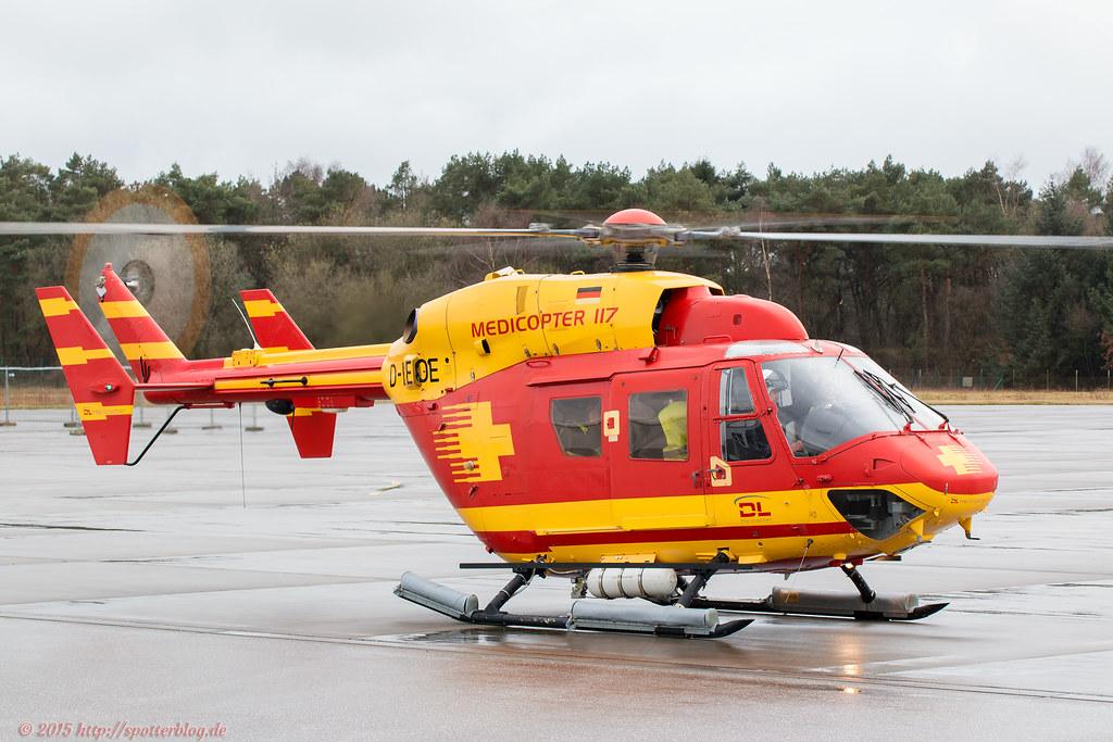 Medicopter 117 | Rundflüge mit dem Medicopter 117 D-HEOE